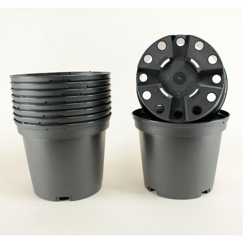 Conteneurs 3L SMV (x10) - noir
