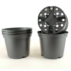 Conteneurs 4L SMV (x5) - noir