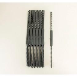 Colliers pour arbres 34 cm (x30) - noir