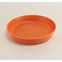 Soucoupe Flora Ø20 cm - orange