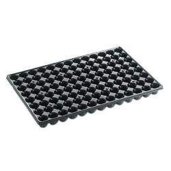 Plaque de semis récupérable 104 Trous - noir
