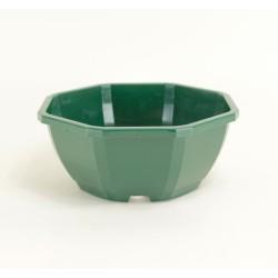 Coupes décoratives 23 cm (x5) - vert sapin