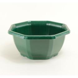Coupes décoratives 27.5 cm (x3) - vert sapin