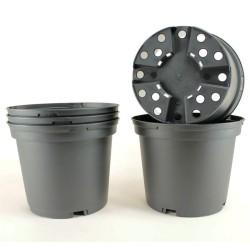 Conteneurs 5L SMV (x5) - noir