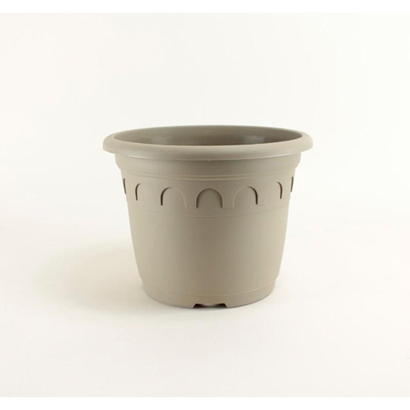 Pots Roma 5.9L (x2) - taupe