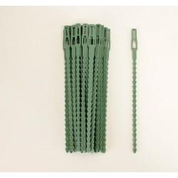 Plastiliens 17.3 cm (x40) - vert