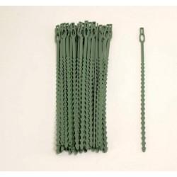 Plastiliens 23.5 cm (x40) - vert