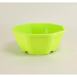 Coupes décoratives 23 cm (x5) - vert pomme