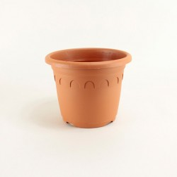 Pots Roma 2.4L (x3) - coloris argile