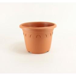 Pots Roma 3.5L (x3) - argile