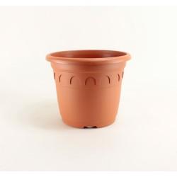 Pots Roma 4.6L (x2) - argile