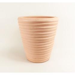 Pot décor Rigato Ø30 cm - Impruneta