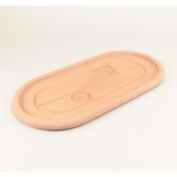 Soucoupe ovale 40 cm - Impruneta