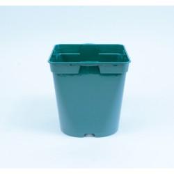 Conteneur Rond / Carré 2 L (x5) - vert sapin