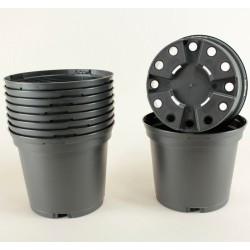 Conteneurs 2L SMV (x10) - noir