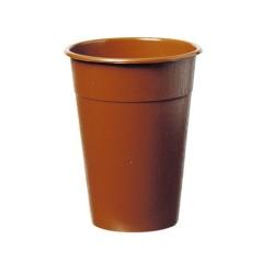 Pot muguet Ø 8,7 cm (X20) - couleur Terre Cuite