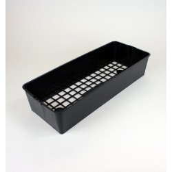 Clayettes PM10 pour godets 7x7x6.4 (x3) - noir