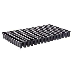Plaques de semis 160 trous (x2) - noir