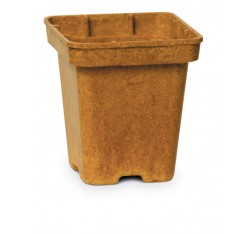 Pots NAPAC 9x9 cm (x5) - BIOCOMPOSTABLE