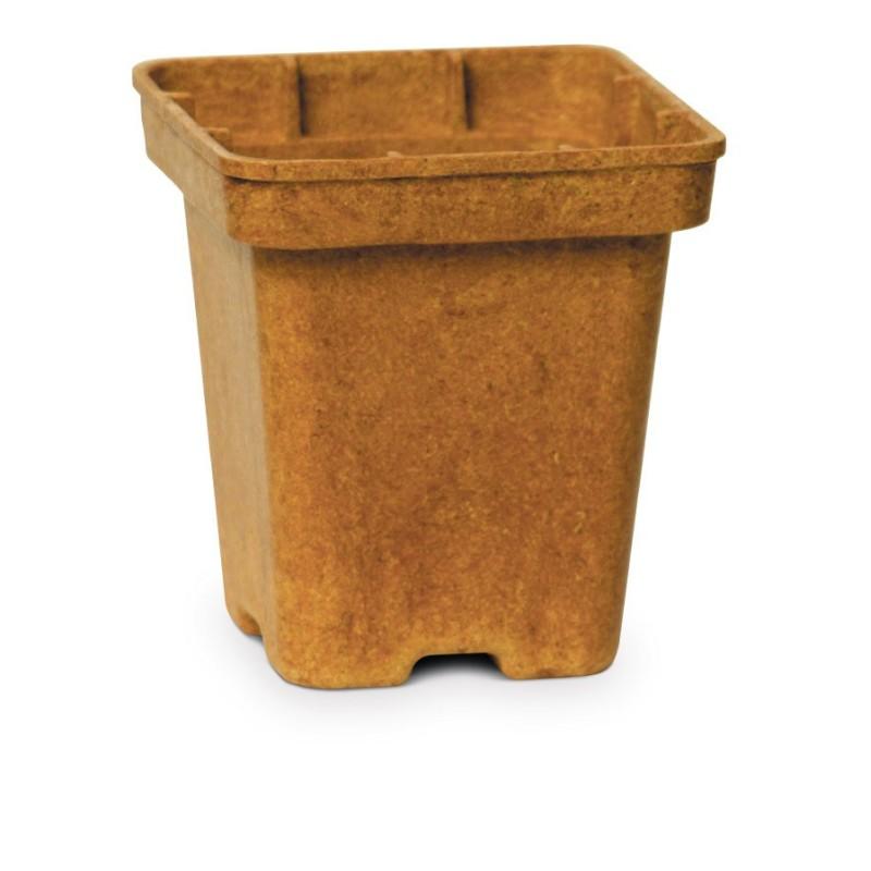 Pots NAPAC 9x9 cm (x5) - BIOCOMPOSTABLE