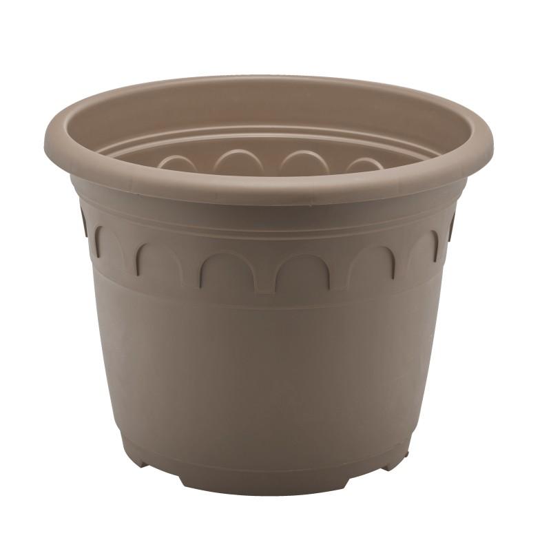 Pot Roma 11.5L - taupe