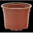 Pots ronds Ø12 cm (x20) - bicolore