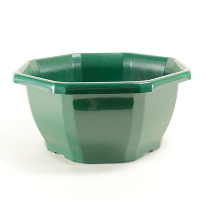 Coupes décoratives 35 cm (x2) - vert sapin